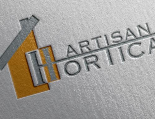 Logo professionnel Artisan Hortica